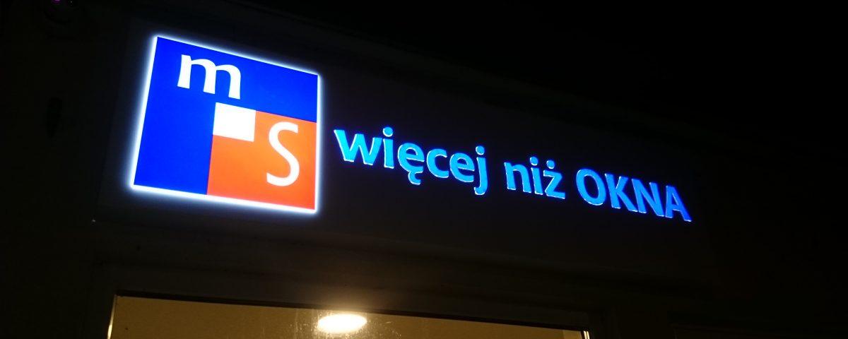 KASETON MS OKNA GRAFIKA Z PLEXY 10MM